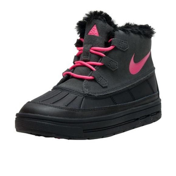 3878929289 Nike Shoes | New Girls Ps Woodside Chukka 2 Boots | Poshmark